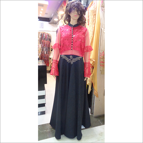 Ladies Western Dress