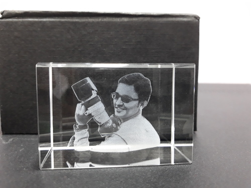 3D Laser Photos