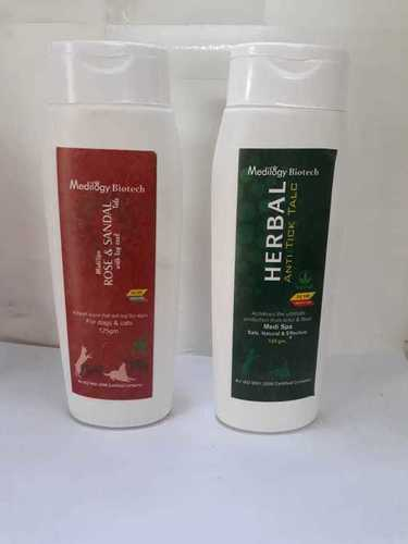 Herbal / Rose and Sandal Talc