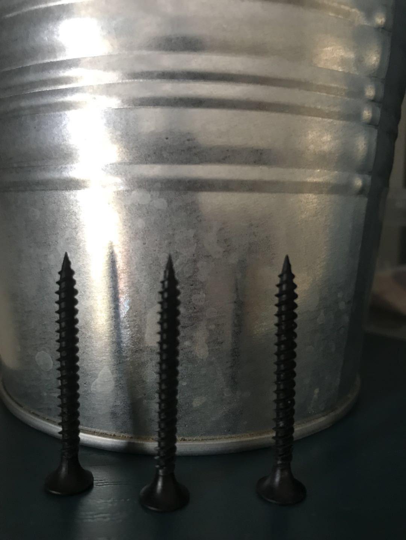 Black Phosphate Drywall Screw