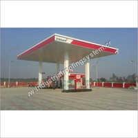 Essar Oil Petrol Pump Canopy