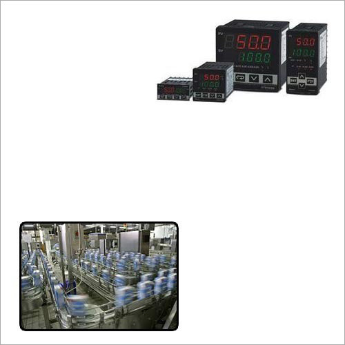 Delta Temperature Controller For Food Industry