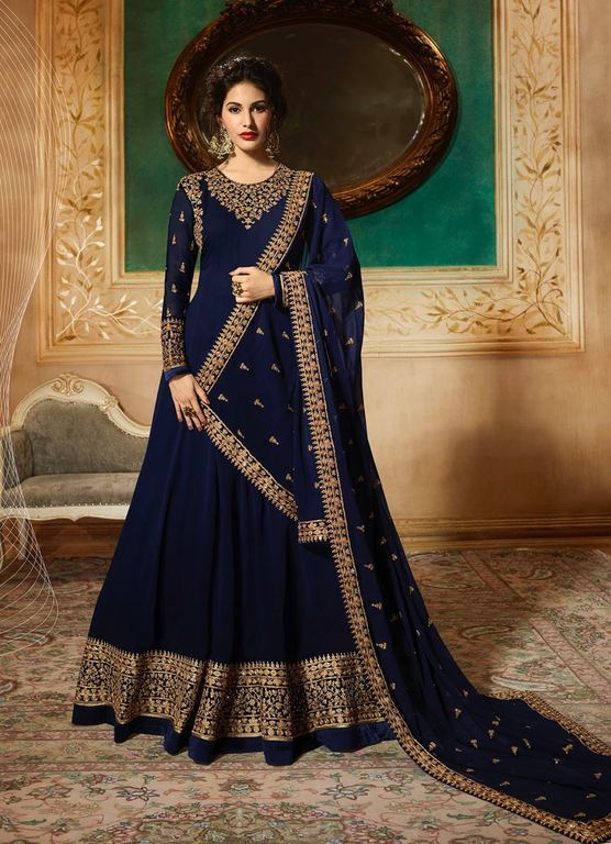 Festival Heavy Designer Anarkali Suits