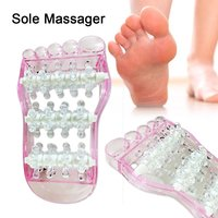 Mini Portable Foot Fatigue Relieve Massage Roller for Blood Circulation Excreting Toxins