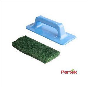 Partek Besto Hand Tool With Green Scrub Pad Medium ST02 AP25G