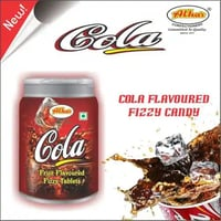 COLA FIZZY CANDY