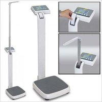 Digital Height and Weight Scale
