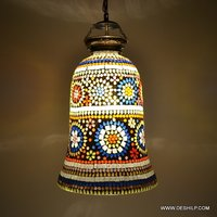 HANGING,MOSC HANGING,DECORATIVE RESIDENTIAL HANGING,GLASS HANGING,FROST GLASS HANGING,MOSAIC ROUNDHANGING,LUSTER GLASS HANGING