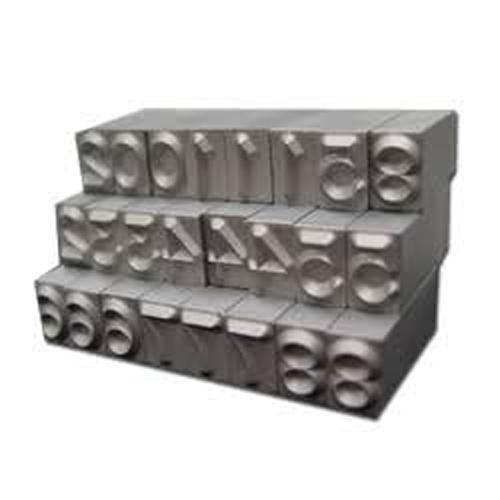 Steel Stamp Set