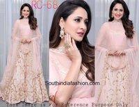 Latest Designer Pink  Wedding Lehenga