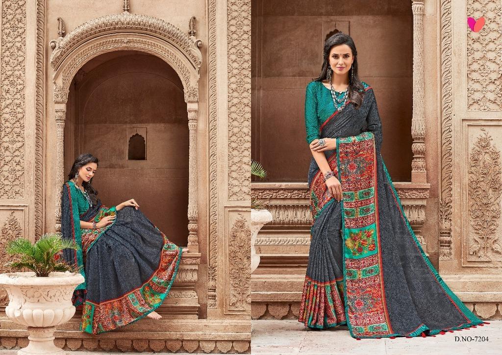 Fancy Designer Silk Sarees