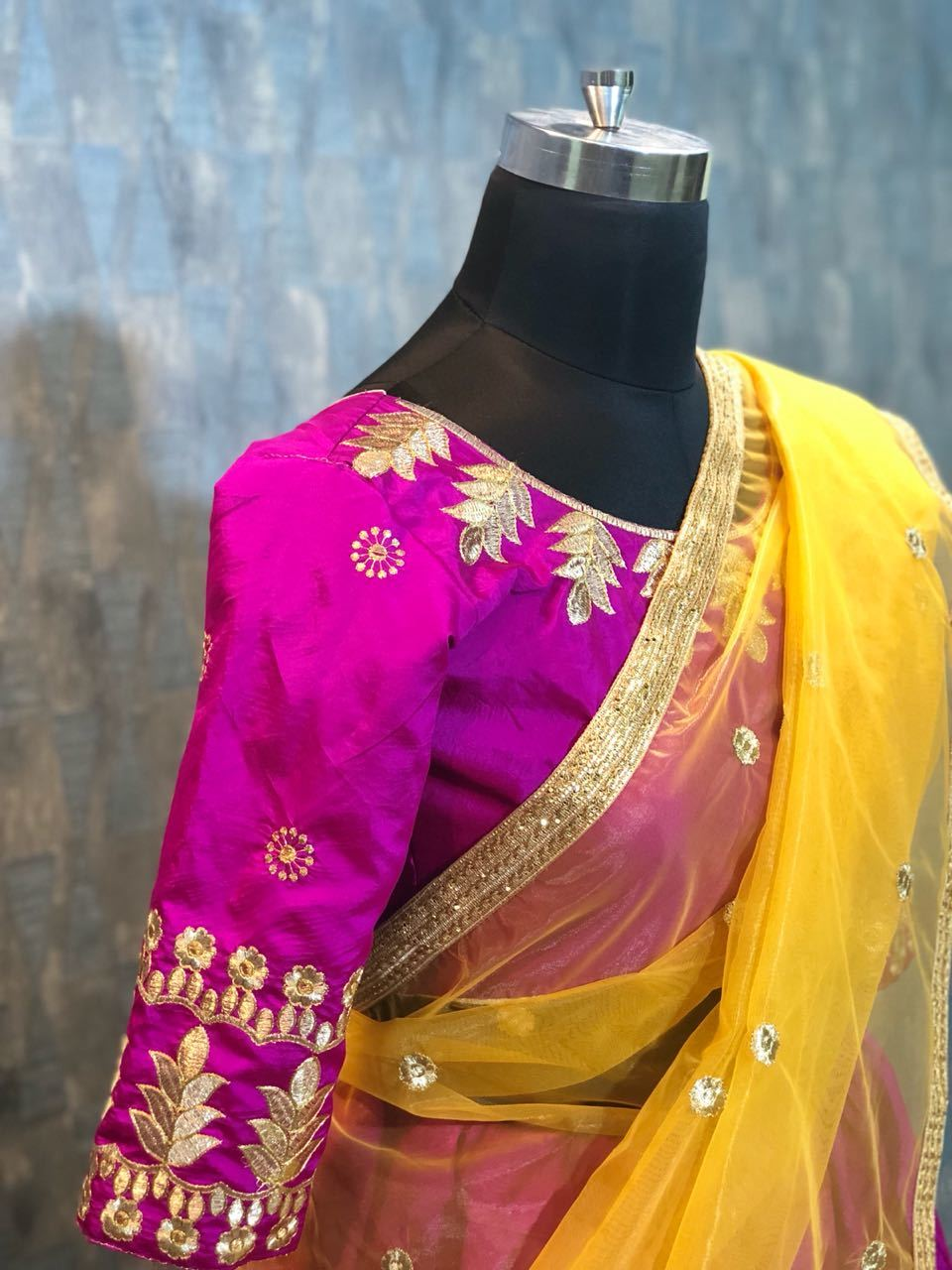 Party Wear Designer Pink Colour Lehenga