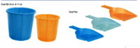 Dustbin And Dust Pan