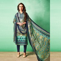 Cotton Printed Salwar Suit