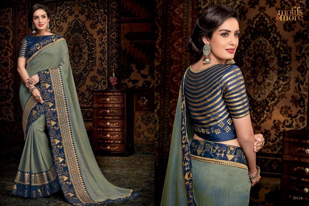 Exclusive Georgette Designer Sarees