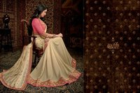 Exclusive Georgette Designer Sarees