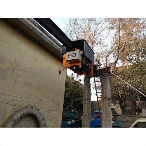 Mono Rail Hoist