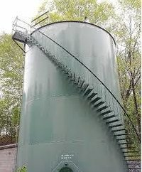 Soya Oil Storage Tank