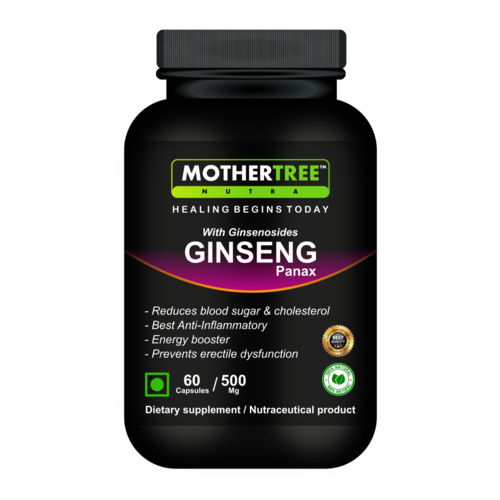 Panax Ginseng Capsules