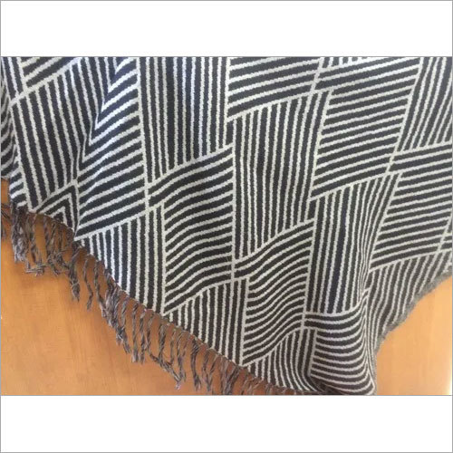 Jacquard Designer Throw