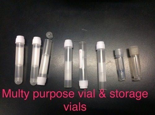 Leak Proof Serum Vial