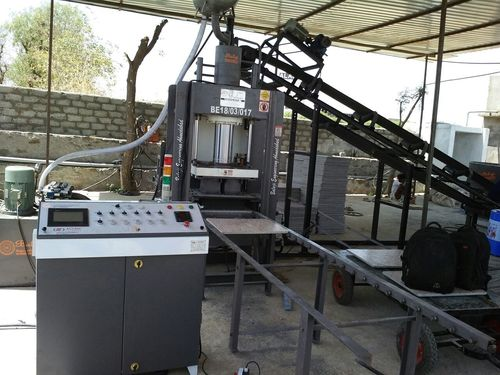 BEW - FA40 Automatic Fly Ash Bricks Making Machine