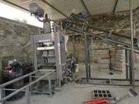 BEW - FA60 Automatic Fly Ash Bricks Making Machine