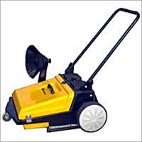 Manual Sweeper Cleaning Machines