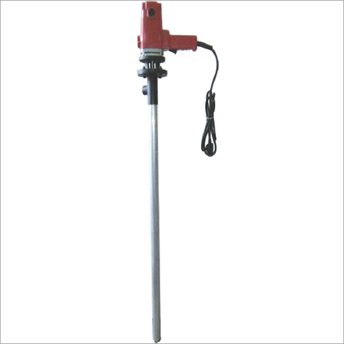 Barrel Pump Aluminium