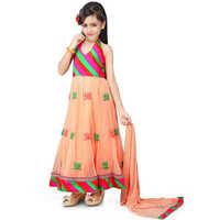 Kids Anarkali Salwar Suit
