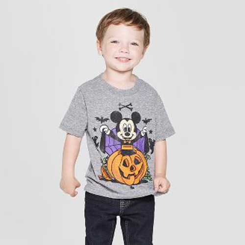 Boy's Round Neck T-Shirt