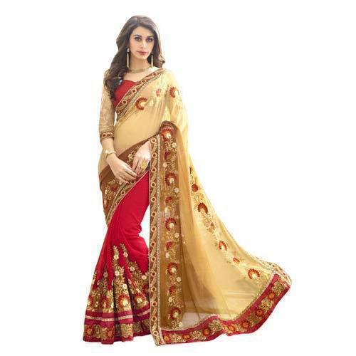 Ladies Heavy Designer Saree