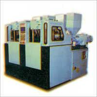 Double Colour Static Machine For TPR-PVC