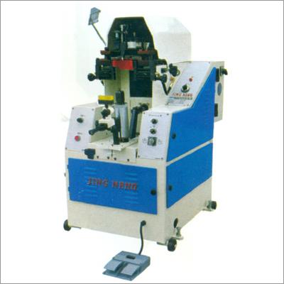 Shoe Sole Attaching Machine