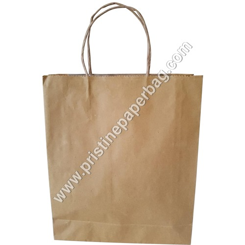 Eco Friendly Kraft Paper Bags
