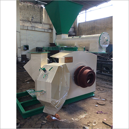 Horizontal Pelleting Machine