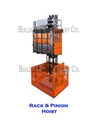 Rack & Pinion Hoist