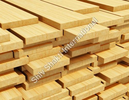 Yellow Meranti Logs