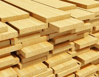 Yellow Meranti Logs