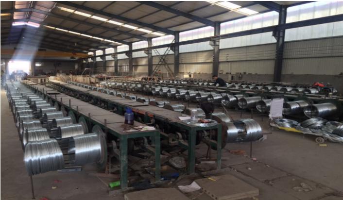Galvanized Iron Steel Wire