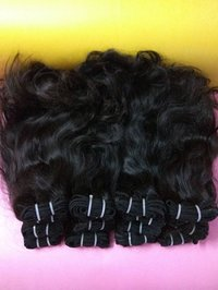 100% Indian Natural Unprocessed Human Hair
