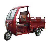 E Loader Rickshaw