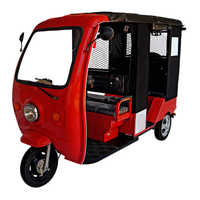 Electrical Auto Rickshaw