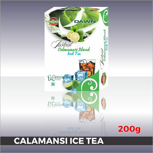 Calamansi Ice Tea 200g