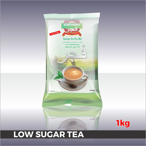 Low Sugar Tea