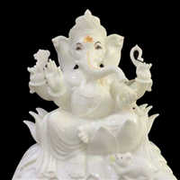 Lord Ganesha Marble Statues