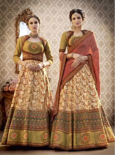 Exclusive Digital Gown & Lehenga