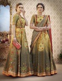Exclusive Digital Gown & Lehenga