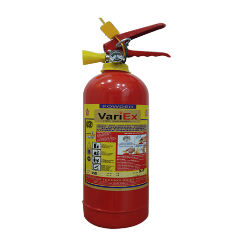 2 KG ABC Powder Type Extinguisher