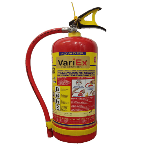 6 KG ABC Powder Type Extinguisher